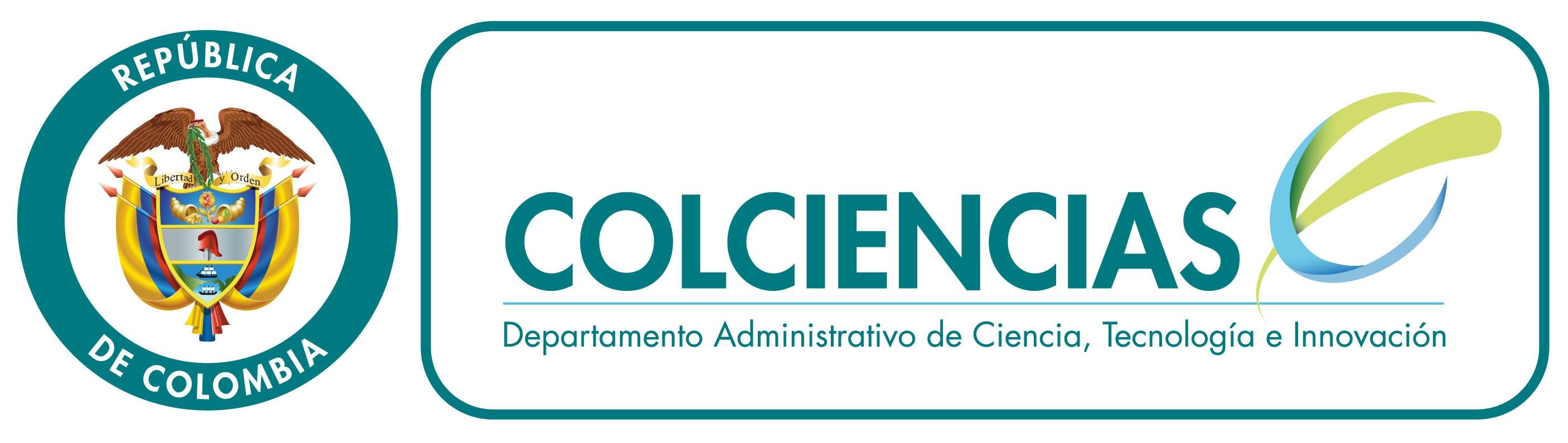 Resultado de imagen para colciencias logo